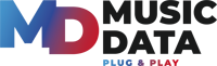 MusicData logo