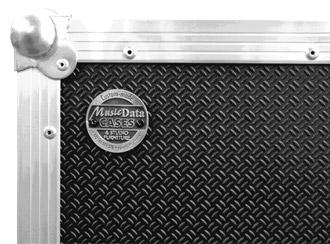 Přepravní kufry a studiový nábytek MusicData Cases