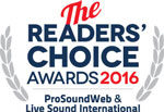 Reader´s Choice Awards 2016
