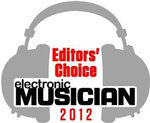 Editor´s Choice Electronic Musician