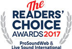 Reader´s Choice Awards 2017