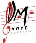 Logo klienta - DM Note