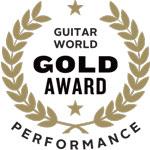 Guitar World Gold Award