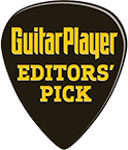 GuitarPlayer Editor´s Pick
