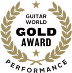 Guitar World Gold Award