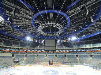 Obrázek č.16 reference O2 Arena Praha