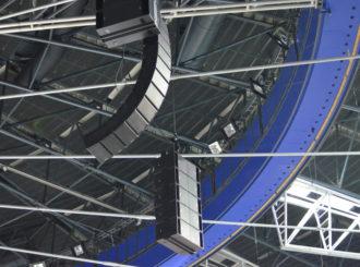 Obrázek č.15 reference O2 Arena Praha