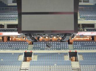 Obrázek č.14 reference O2 Arena Praha