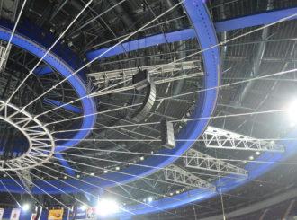 Obrázek č.13 reference O2 Arena Praha