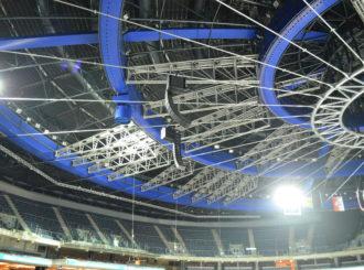 Obrázek č.12 reference O2 Arena Praha