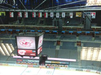 Obrázek č.11 reference O2 Arena Praha