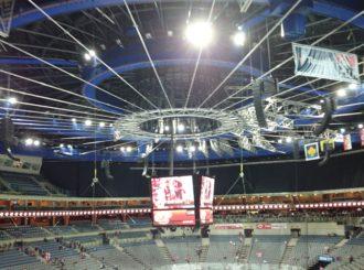 Obrázek č.10 reference O2 Arena Praha