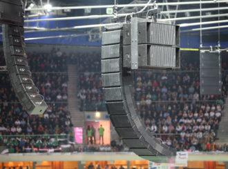 Obrázek č.7 reference O2 Arena Praha