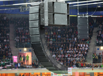 Obrázek č.6 reference O2 Arena Praha