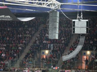 Obrázek č.5 reference O2 Arena Praha