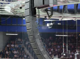 Obrázek č.3 reference O2 Arena Praha