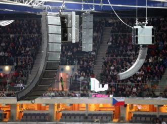 Obrázek č.2 reference O2 Arena Praha