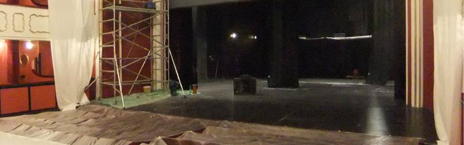 Moderní ozvučovací systém v Moravském divadle Olomouc