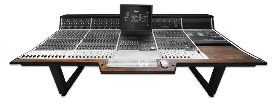 Audient ASP8024-HE Large Format Recording Console