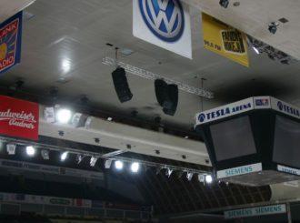 Obrázek č.4 reference Tipsport Arena Praha