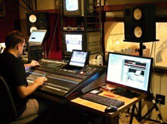 Obrázek č.2 reference Druhý digitální mixážní pult Innovason Eclipse GT pro Divadlo J. K. Tyla