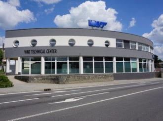 Obrázek č.6 reference Budova firmy WNT Velké Meziříčí
