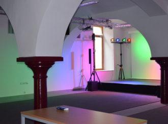 Obrázek č.1 reference Podnikatelský inkubátor Kolín