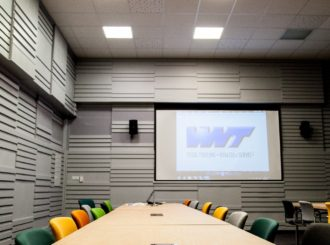 Obrázek č.9 reference Budova firmy WNT Velké Meziříčí