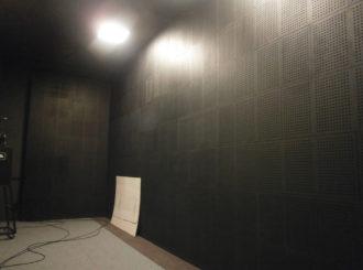 Obrázek č.2 reference Akustické úpravy jeviště – kino Svratka