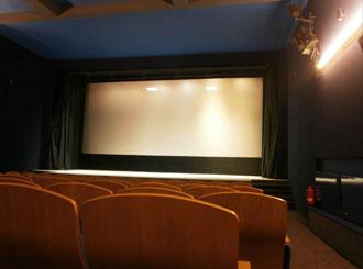 Akustické úpravy jeviště – kino Svratka v Tišnově