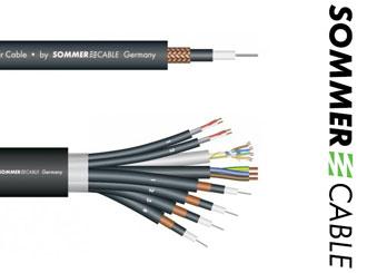 Kabely pro náročné – Sommer Cable