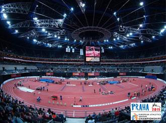 Nexo a Halové mistrovství evropy v atletice 2015