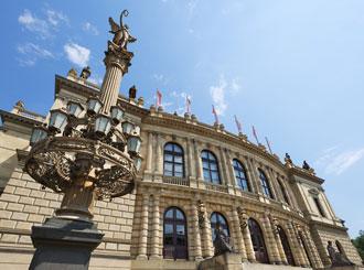 Reference - Rudolfinum, Praha