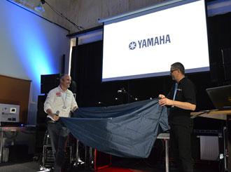 Yamaha Rivage PM10 byla slavnostně uvedena na trh