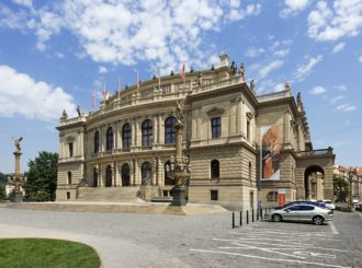 Obrázek č.2 reference Rudolfinum Praha