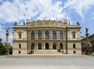 Obrázek č.1 reference Rudolfinum Praha