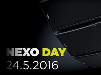 Zveme Vás na další NEXO Day