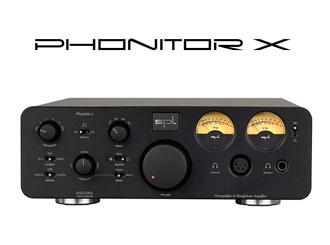 SPL Phonitor X