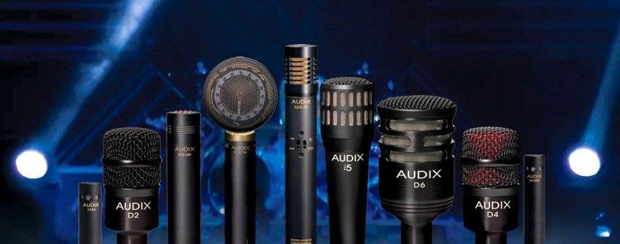 Audix - Jak ozvučit bicí - Video !!!