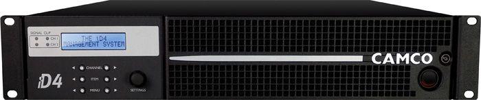 CAMCO představí nový zesilovač iD4
