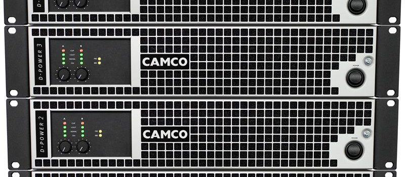 CAMCO představuje 3 nové zesilovače