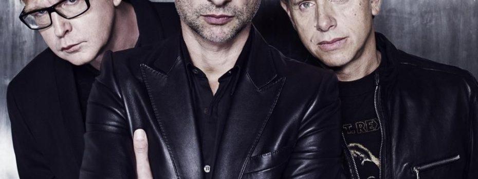 Depeche Mode v Pražské O2 Aréně