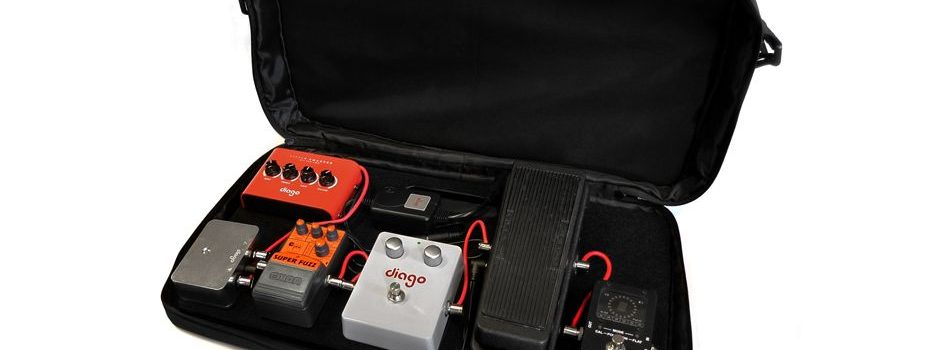 Diago Commuter – pro kytaristy na cestách