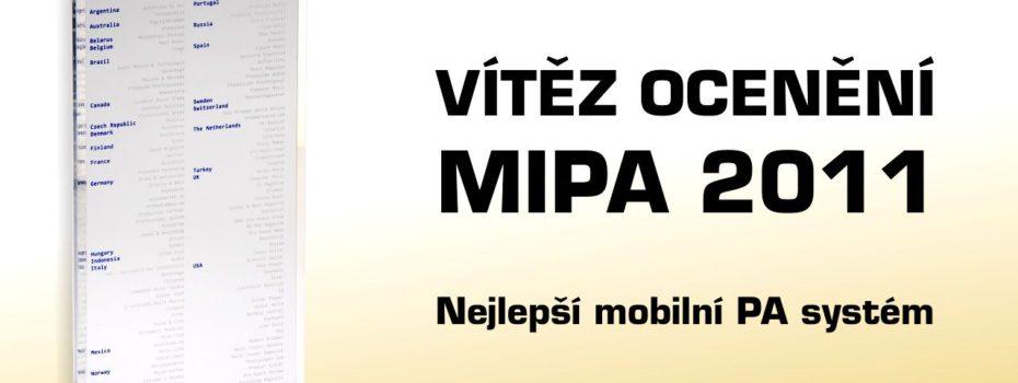 ELEMENTS - získal ocenění MIPA 2011