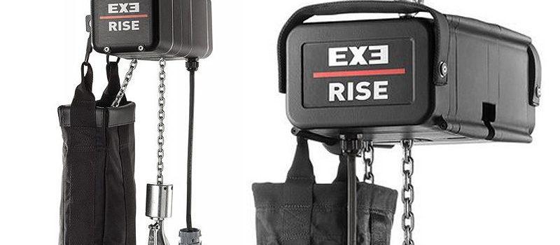 EXE-RISE řetězové motory na stage
