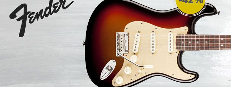Exkluzivní kytara s exkluzivní slevou