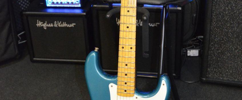 Fender 1956 Relic Strat Ocean Turquoise Metallic