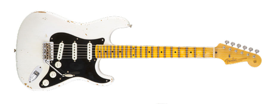 Fender Custom Shop Ancho Poblano Stratocaster