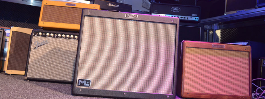Fender Hot Rod Deville – Michael Landau