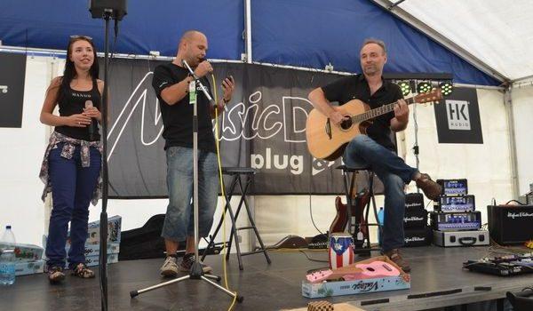 Festival v ulicích Ostrava 2012